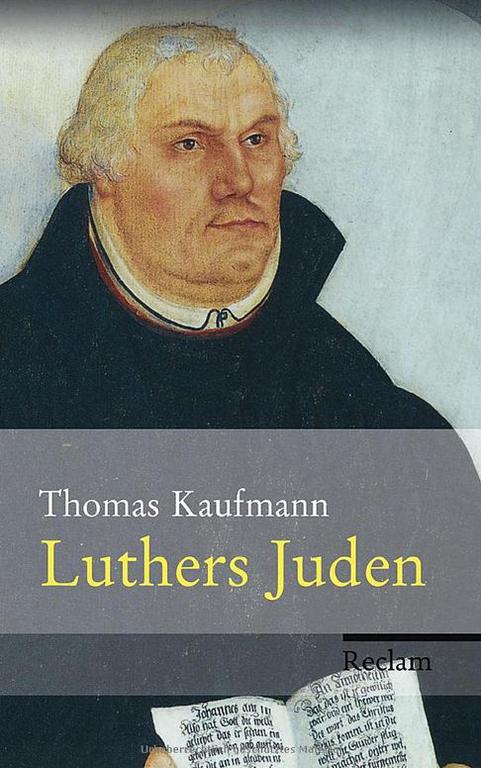 Kaufmann_LuthersJuden